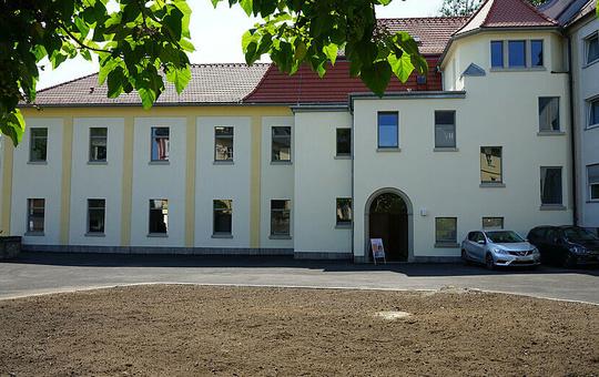 Montessori FOS im Gebäude des Klosters Oberzell.