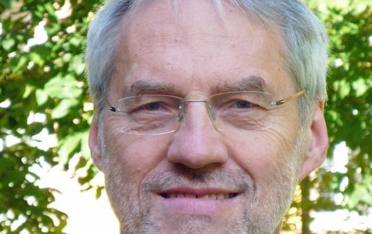 Pastoraltheologe Erich Garhammer
