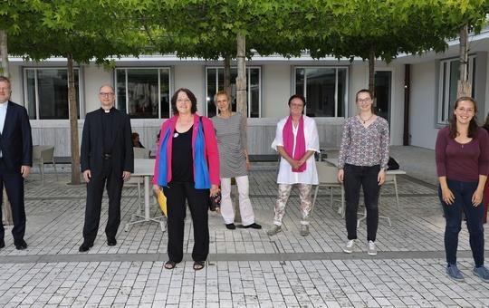 Bischof trifft Vertreterinnen von Maria 2.0
