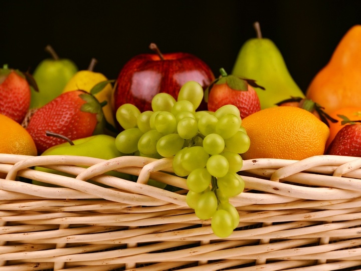 Symboldbild Obst