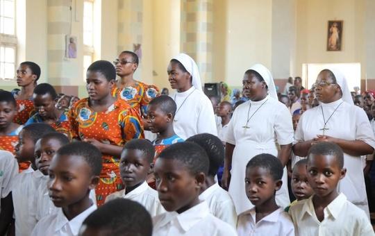 Erlöserschwestern in Tansania