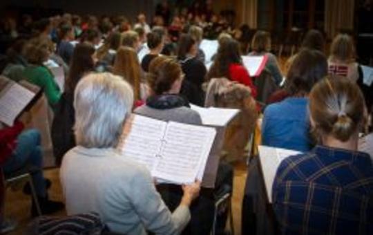 Chor Passionsspiele Oberammergau